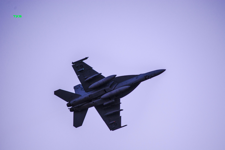 Super Hornet.